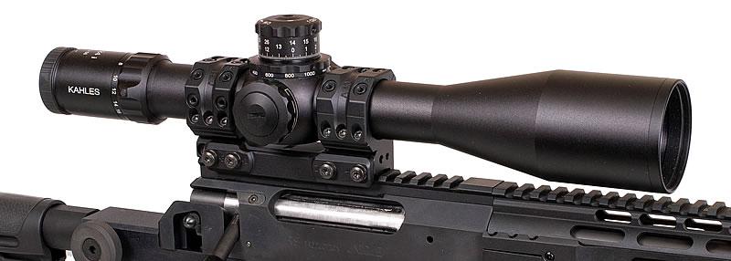 Kahles rifle scope